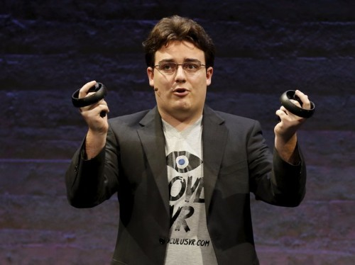 Oculus founder explains why Macs can't do virtual reality