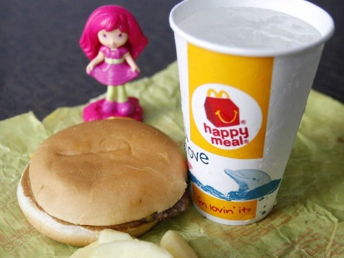 McDonalds Wants To Start 3D Printing Happy Meal Toys For Unhappy Kids