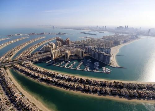 31 incredible photos of Dubai from above