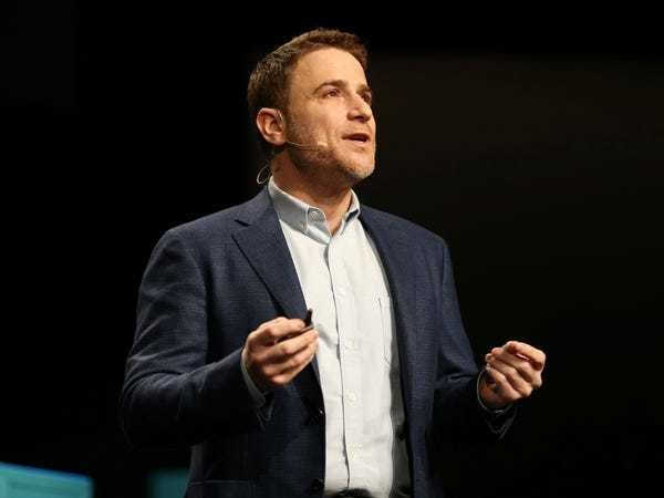 "Slack CEO: Microsoft sees us as ""an existential threat"" - Business Insider"