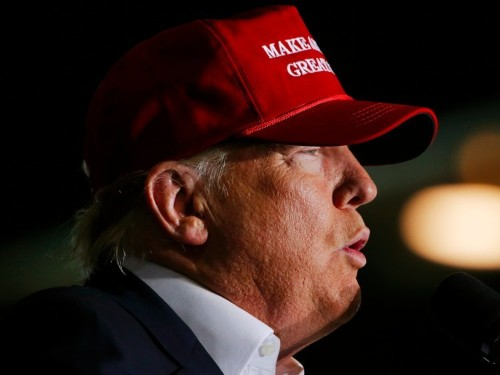 Donald Trump: 'If I lose, I don't think you will ever see me again'