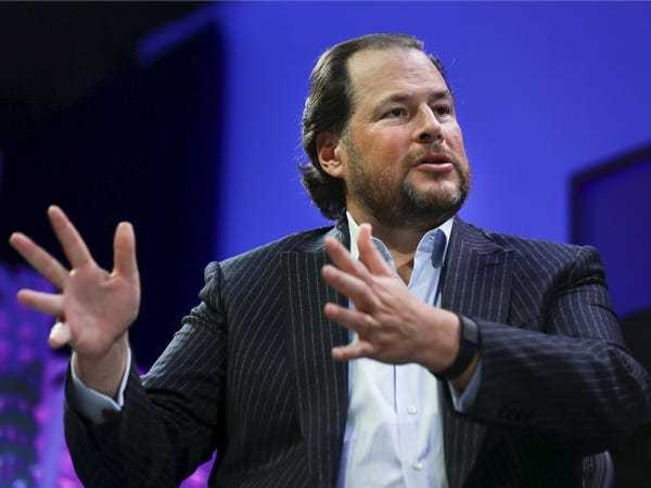 Salesforce signs a big new deal with Microsoft's cloud to power one of its core products - Business Insider