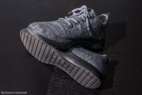 Silicon Valley is obsessed with these wool sneakers that claim to be the 'most comfortable in the world'