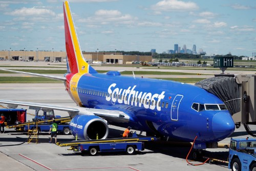 Southwest has canceled hundreds of flights because of weather and maintenance issues — and passengers are furious