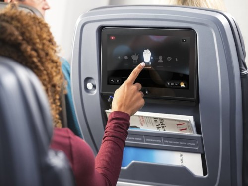American Airlines, Singapore Airlines seats have cameras. Here's why.