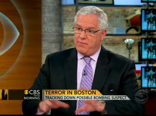 CBS: The Pictures Of The Boston Marathon Suspect Floating Around The 'Internet And Papers' Are Wrong