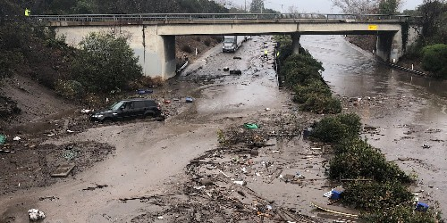 Photos show devastation from Southern California mudslides - Business Insider