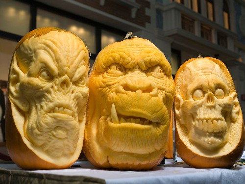 20 incredibly detailed pumpkin carvings that will inspire you this Halloween - Business Insider