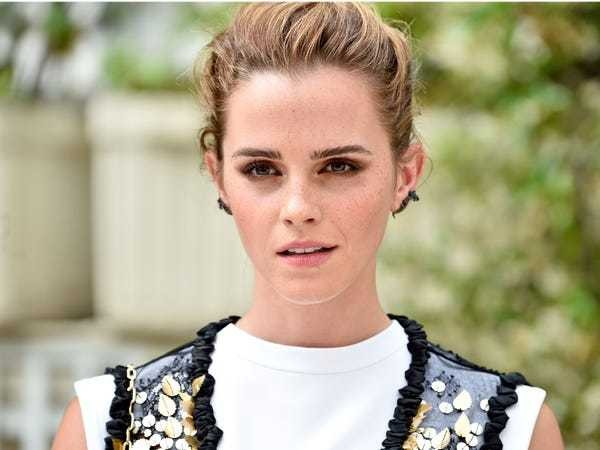 Emma Watson says she is 'self-partnered,' and experts love the phrase - Business Insider