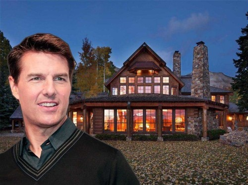 HOUSE OF THE DAY: Tom Cruise Has Listed His Stunning Colorado Estate For $59 Million