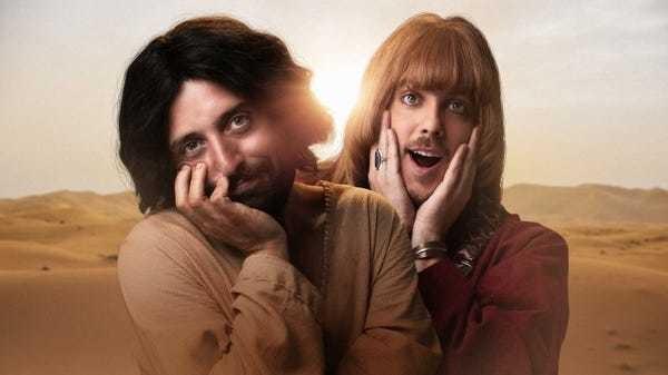 Star of Netflix's gay Jesus comedy special calls backlash 'homophobic' - Business Insider