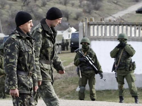 Ukraine Minister: Ukraine, Russia Agree Crimea Truce Until March 21