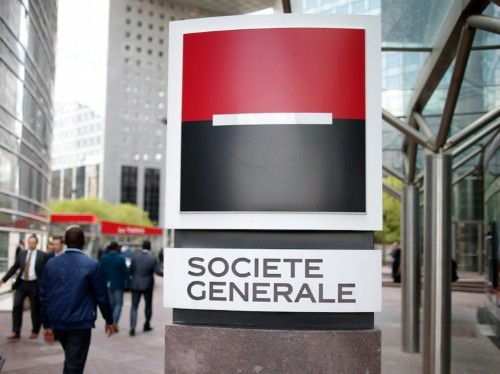 French tax police searched Societe Generale's headquarters in a Panama Papers investigation