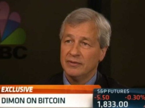 Jamie Dimon Goes On The Attack On Bitcoin