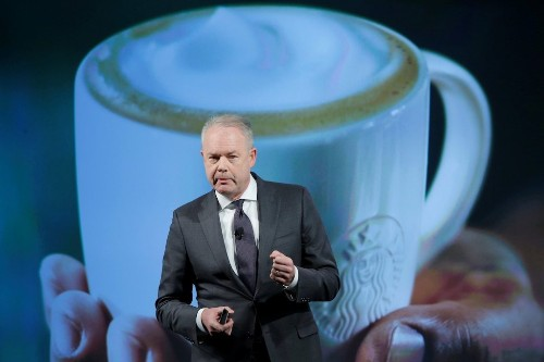 Starbucks jumps to record high after beating on earnings and raising guidance (SBUX)