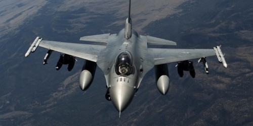 The US says a Russian man tried to smuggle F-16 manuals into Russia, but Moscow says it looks like a setup