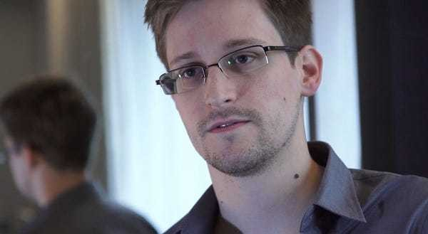 Snowden: The NSA could 'certainly' trace the DNC email hack to Russia - Business Insider