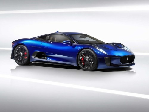 The Jaguar That The Villain Will Drive In The New Bond Movie Is Terrifyingly Awesome