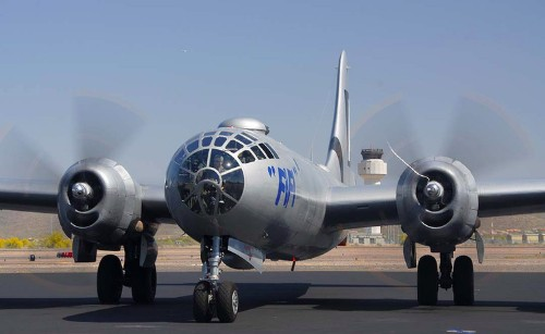 Here's a walk-through of a B-29 Superfortress