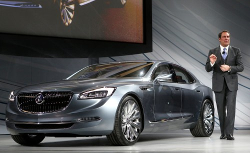 GM just quietly created a new car brand