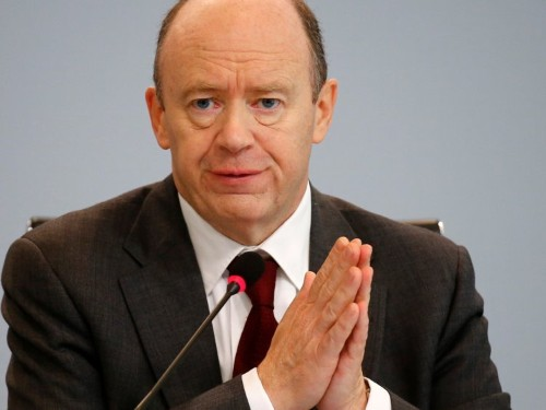 Deutsche Bank CEO memo to staff: Sometimes you should just ignore all the hierarchy