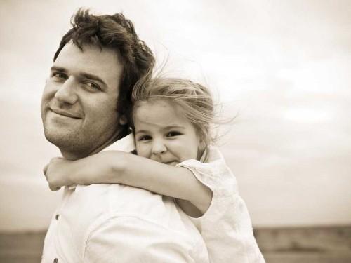 A Good Dad Is Worth $23,344