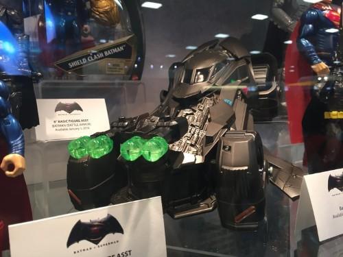 The Batmobile in 'Batman v Superman' will definitely have kryptonite