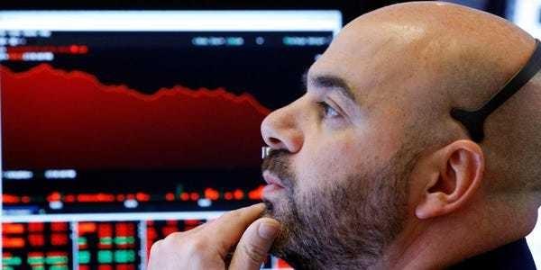 Next stock market crash: Hidden threat flaring up, may extend meltdown - Business Insider