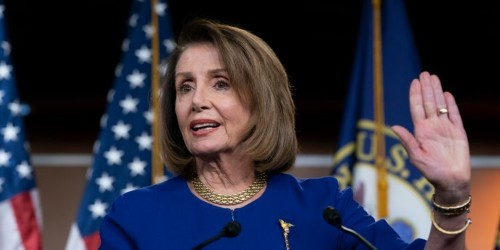 226 Democrats and 1 Republican cosponsor a resolution to block Trump's national emergency declaration for his border wall