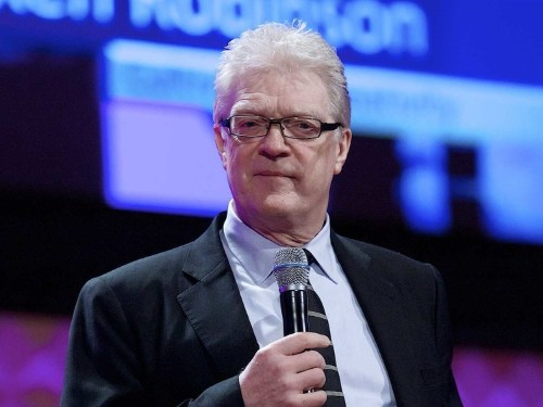 World's Most Popular TED Speaker, Ken Robinson, Shares 5 Secrets Of Giving A Great Speech