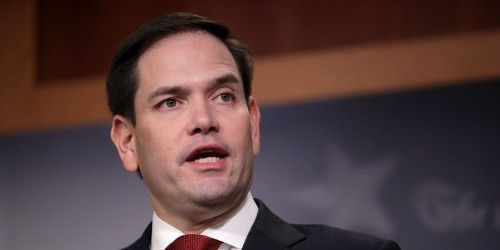 Marco Rubio said Russian hackers infiltrated Florida county elections