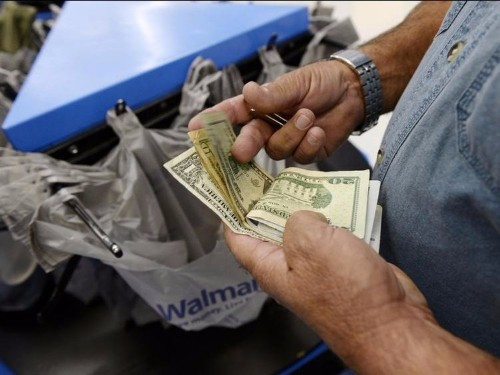 The easy way to get free money at Wal-Mart