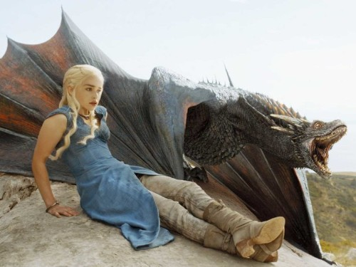 'Game Of Thrones' Creator George R.R. Martin Shares His Creative Process