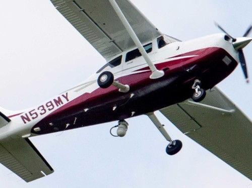 The FBI is operating a small air force to spy on Americans