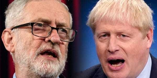 General election: Corbyn and Johnson's biggest gaffes so far - Business Insider