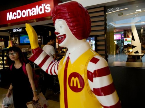 Internal memo from McDonald's new ad agency reveals chain's strategy