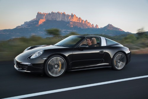 This is how Porsche's iconic 911 sports car has evolved