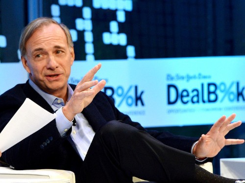 Billionaire investor Ray Dalio explains the process he uses to find ideal employees