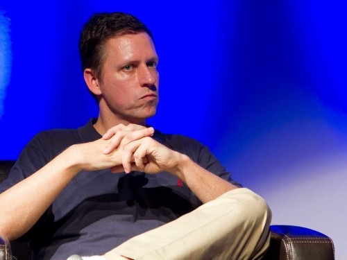 Billionaire Peter Thiel Has A New Book Coming That Will Tell You How To Be A Startup Billionaire
