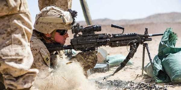 Here's what the Army's new M4, M16, and squad automatic weapons will look like - Business Insider