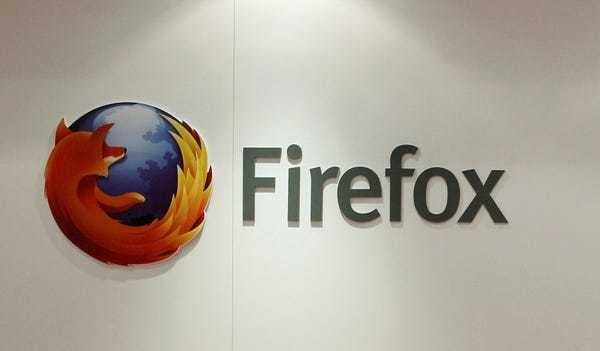 Mozilla Firefox users should update browser ASAP due to security flaw - Business Insider