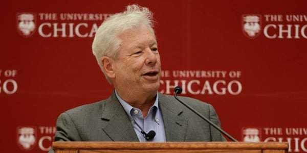 Retirement savings advice from Richard Thaler, Nobel-winning economist - Business Insider