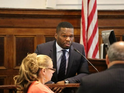 Bankrupt 50 Cent is suing his old lawyers for $75 million