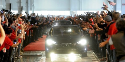 CONSUMER REPORTS: Tesla Model S Is The Best Car You Can Buy