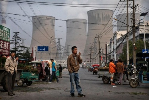 China's latest energy megaproject shows that coal really is on the way out