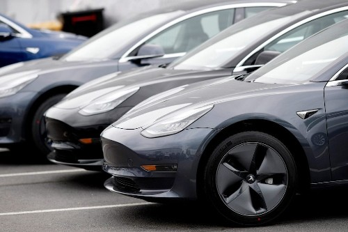 Tesla slides after cutting prices of vehicles shipped to China and downsizing its US product lineup (TSLA)