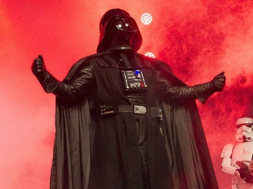 Darth Vader May Be Getting His Own TV Series