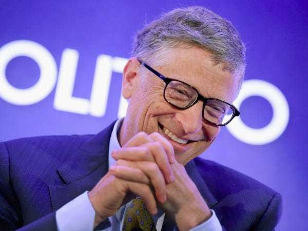 Bill Gates, Jeff Bezos, and other investors are launching a $1 billion green energy fund - Business Insider