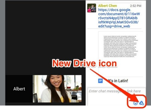You Can Now Share Drive Files Within Google Video Chats