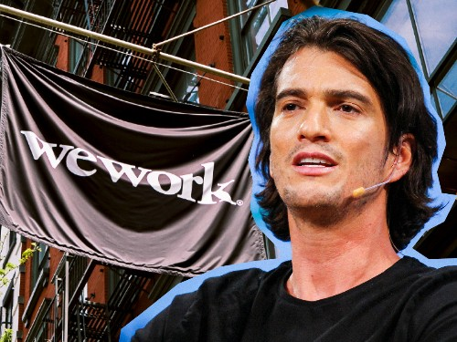 The career of Adam Neumann, who is reportedly leaving WeWork's board - Business Insider
